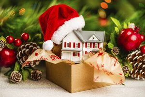 3 things to do if you want a house for Christmas